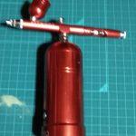 エアブラシ コンプレッサー充電式セット「RW-082」