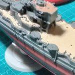 1/700 日本海軍高速戦艦榛名 艦橋part2