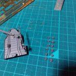 1/700 日本海軍高速戦艦榛名 九十六式25mm機銃