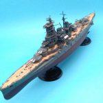 1/700 日本海軍高速戦艦榛名