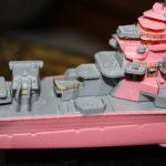 1/700 蒼き鋼のアルペジオ 重巡洋艦マヤ part6