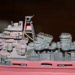1/700 蒼き鋼のアルペジオ 重巡洋艦マヤ part7